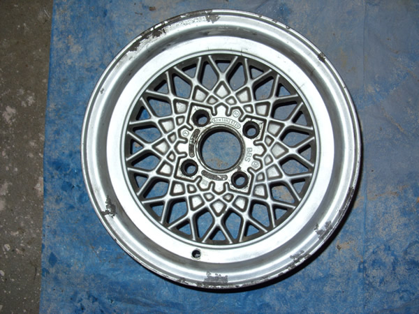 Danny Buggy Alloy Wheel
