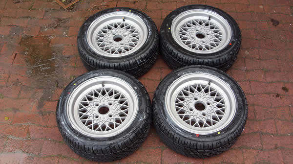 Mini Alloys with YOKO Tyres
