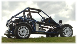 The Blitz road legal buggy