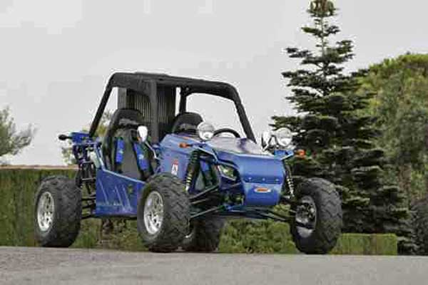 The howie 650cc