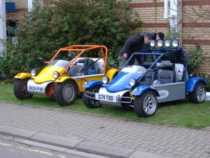 Stoneleigh Kit Car Show 2006