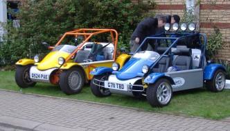 Stoneleigh Kit Car Show 2006