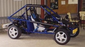 The Blitz 1 Road Legal Buggy