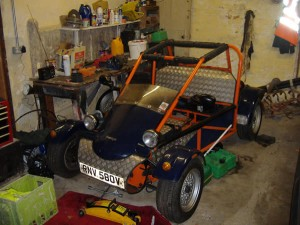 Danny Freestyle Rebuild Road Legal Buggy