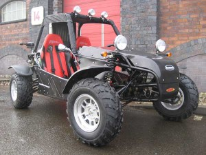 The Howie 650cc Road Legal Buggy