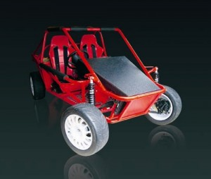 The Blitz KR3 Road Legal Buggy