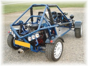 The Blitz KR2 Road Legal Buggy