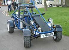 Blitzworld Road Legal Buggy