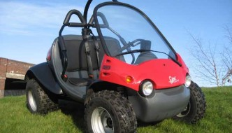 The Q Pod Road Buggy