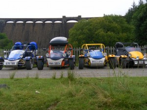 Freestyle Road Legal Buggy Trip To Wales 2010