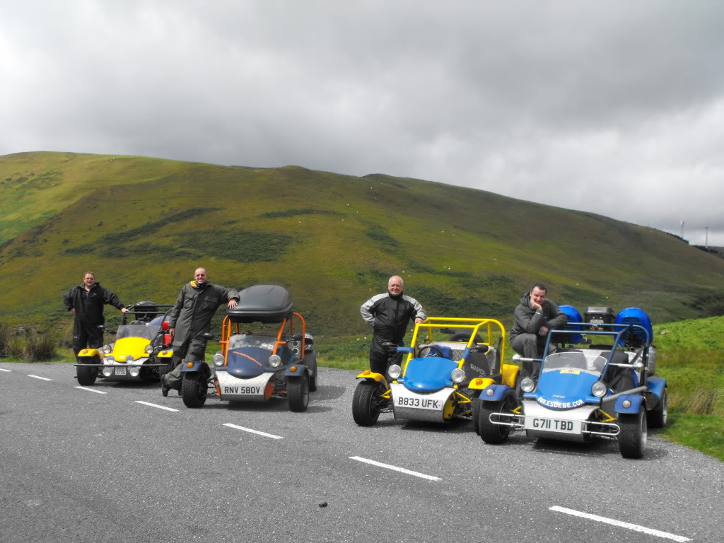 Wales Buggy Trip 2010