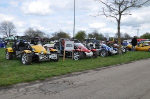 MuddyBuggies At Stoneleigh