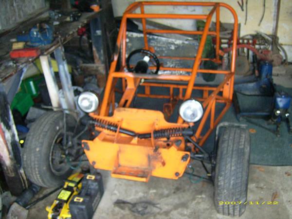 My Freestyle Mini Based Kit Car