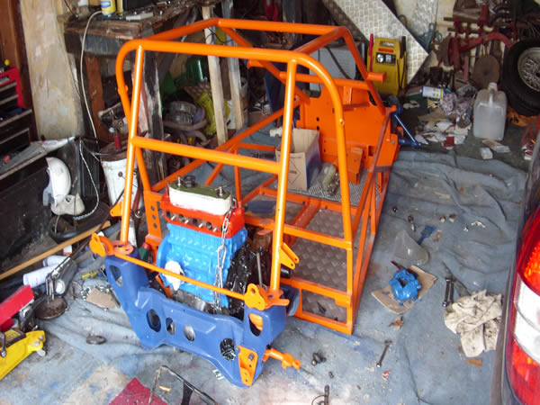 The Freestyle Kit Car
