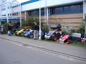 Freestyle Road Buggies At Stoneleigh 2006