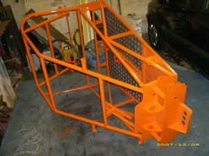 Freestyle Road Legal Buggy Chassis