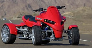 Road Legal Quad Bikes