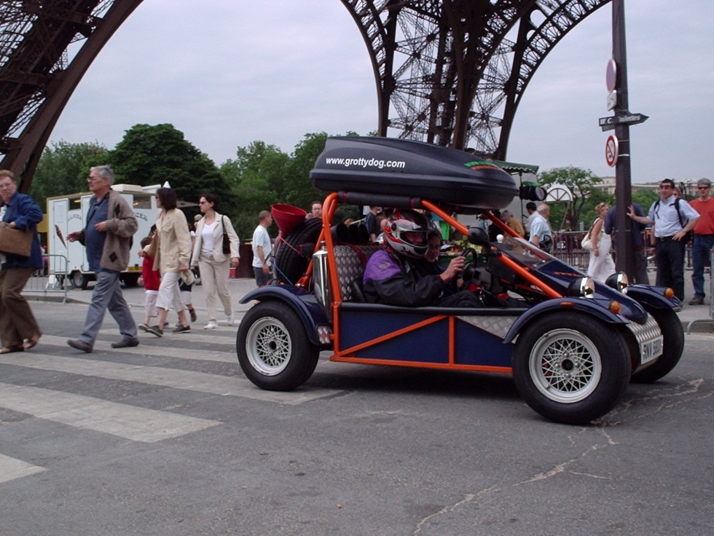 Road Legal Buggies In Paris