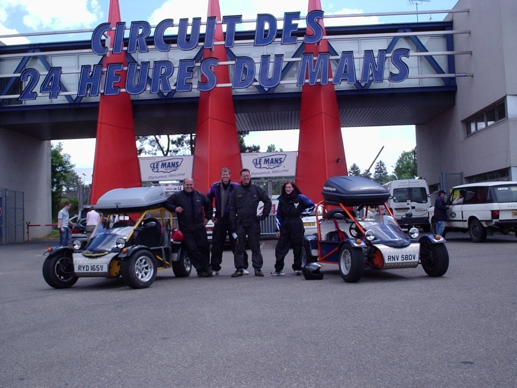 Freestyle Road Legal Buggies In Le Mans