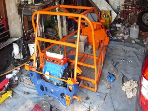 Freestyle Road Buggy Engine Fitted
