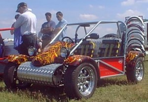 Crazee Colours Freestyle Road Legal Buggies