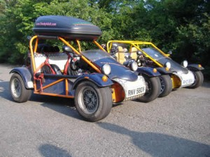 The Freestyle Road Legal Buggy