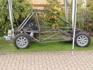 Freestyle Buggy Bike Engined