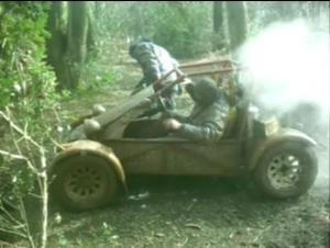 Getting Muddy In Buggies