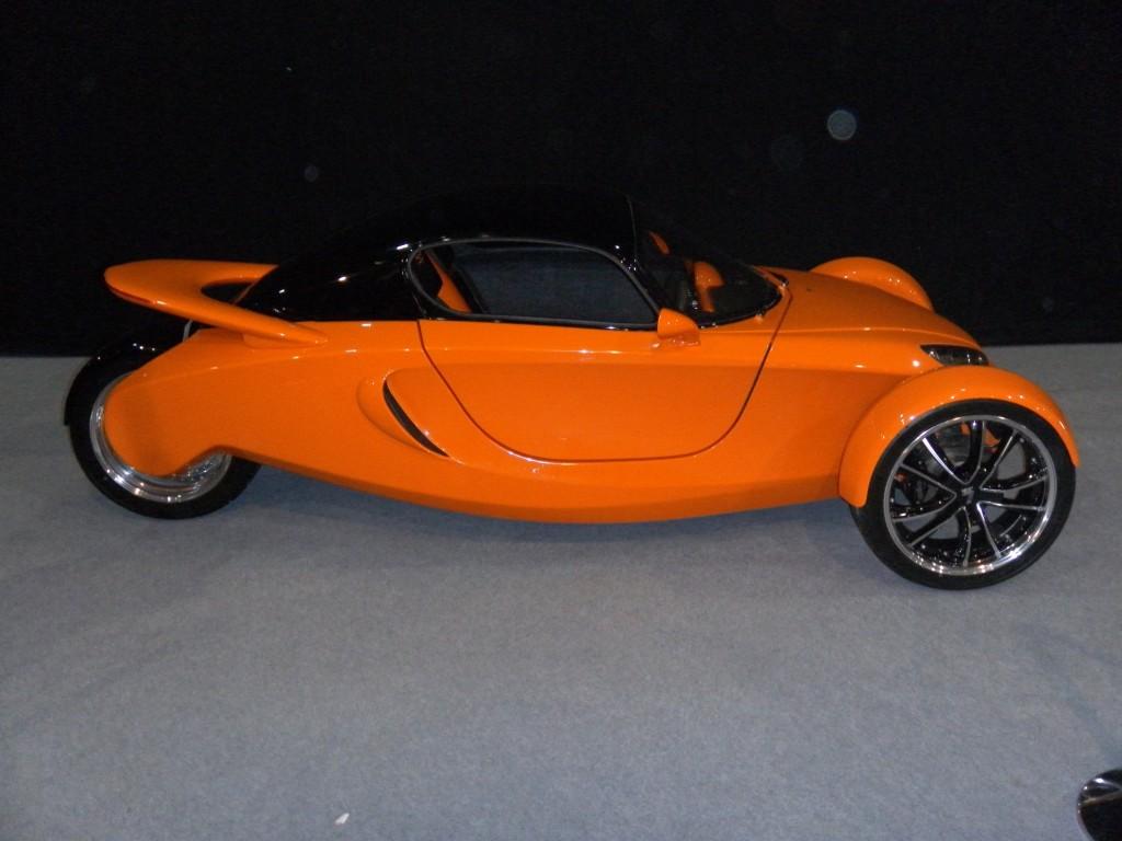 Razor Kit Car