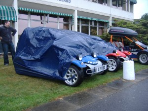 Stoneleigh Kit Car Show 2007