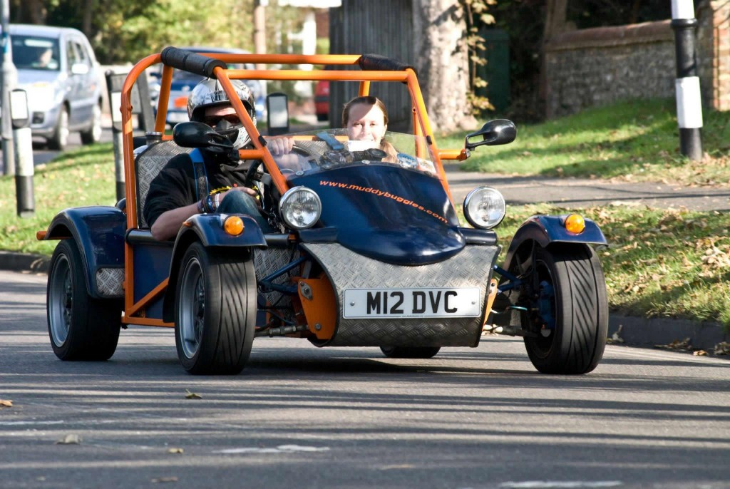 My Road Legal Buggy